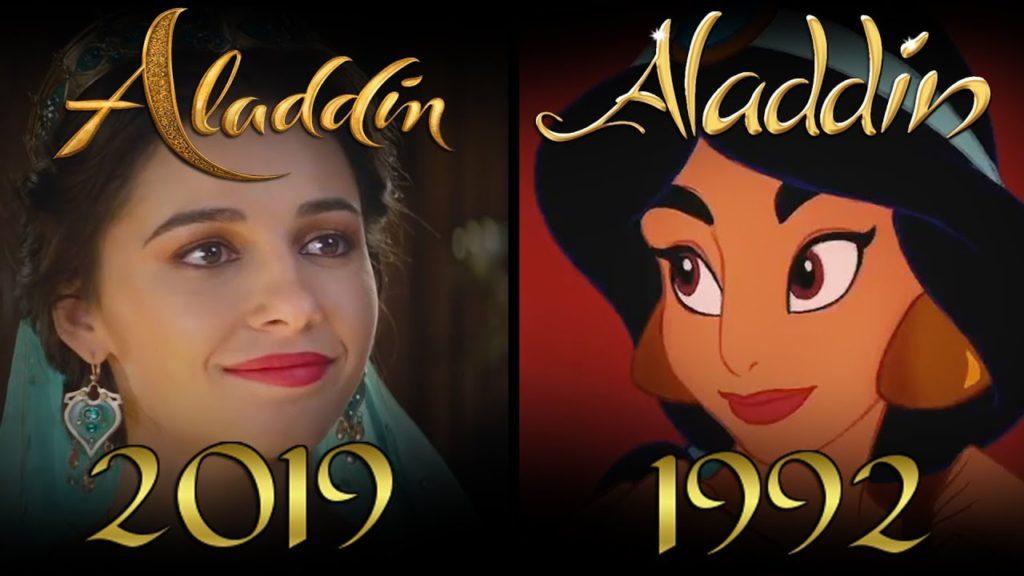 Aladdin 2019 How Is Disney S New Aladdin Different Than Original Nextrankers
